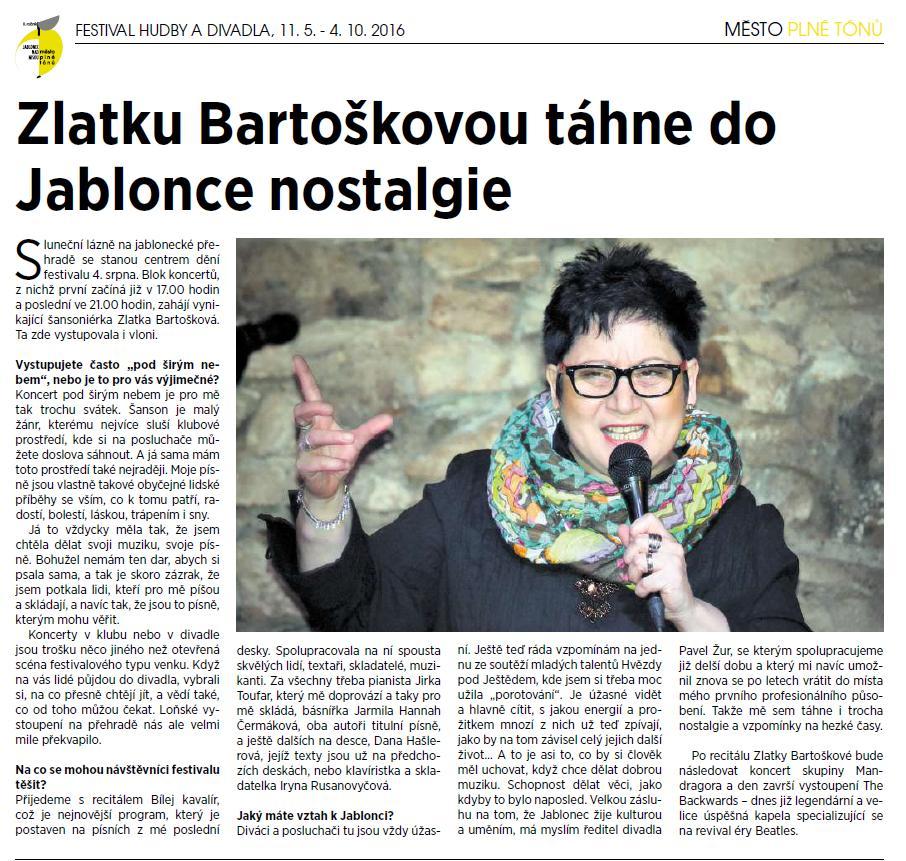Město plné tónů_Jablonec